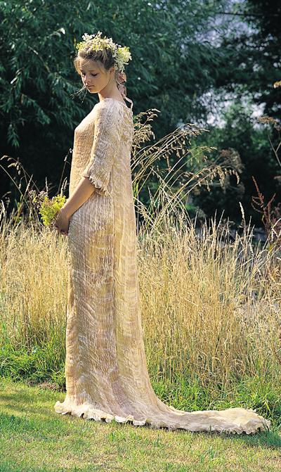 Oscar Wedding Dress