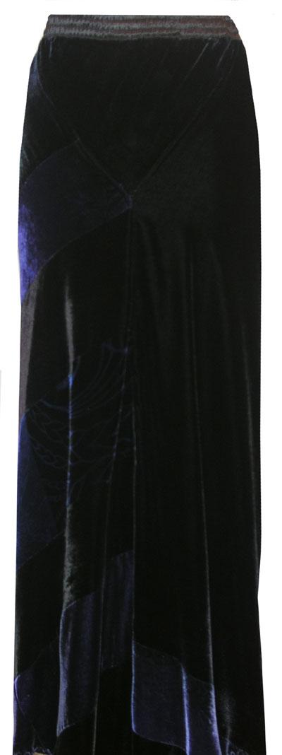 Eveningwear skirt