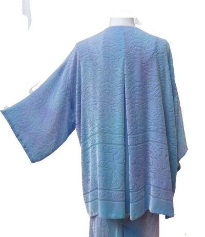 Slim Bias Skirt & Vest Tabard Top & Mindy Jacket-3427