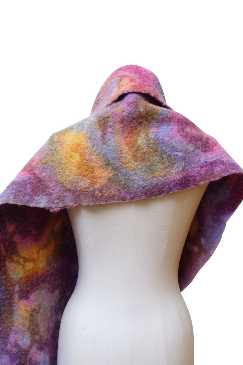 luxury felted comfort shawl-4117