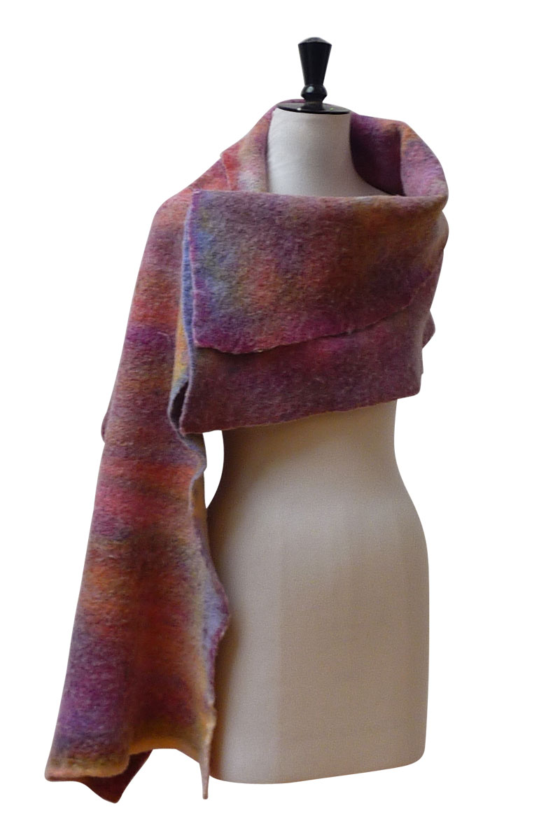luxury felted comfort shawl-4113