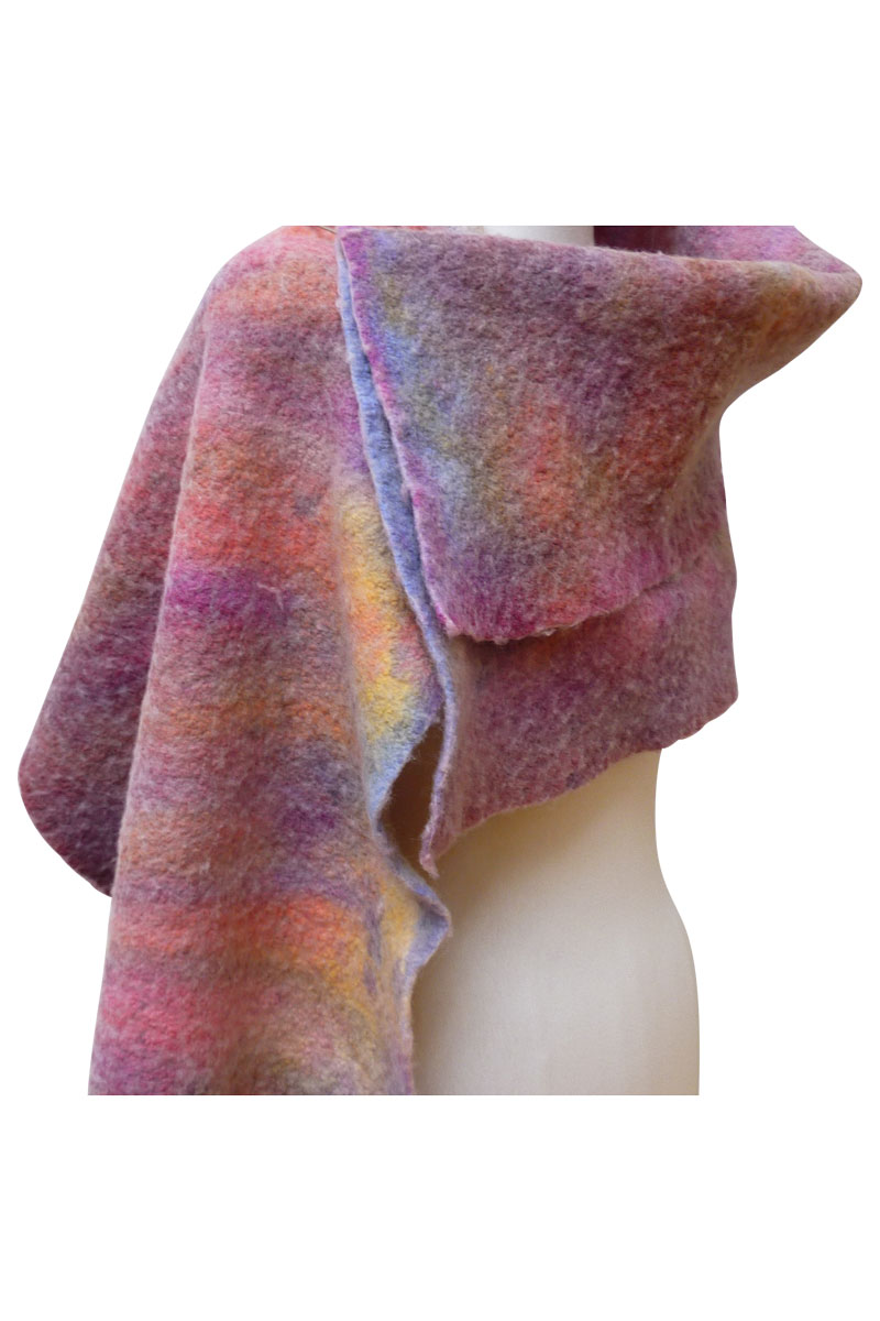 luxury felted comfort shawl-4118