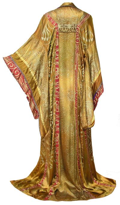 Dramatic Kimono Costume-4399