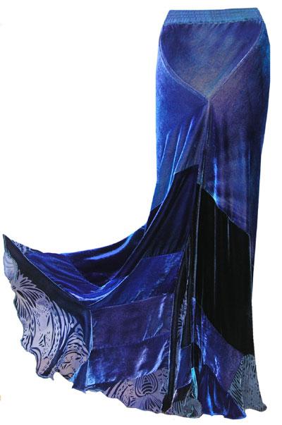 Flamenco Skirt-4516