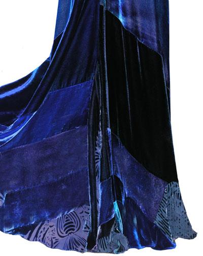 Flamenco Skirt-4518