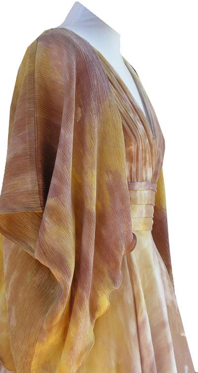 Autumn Gold Jessica Dress & Jacket-4682