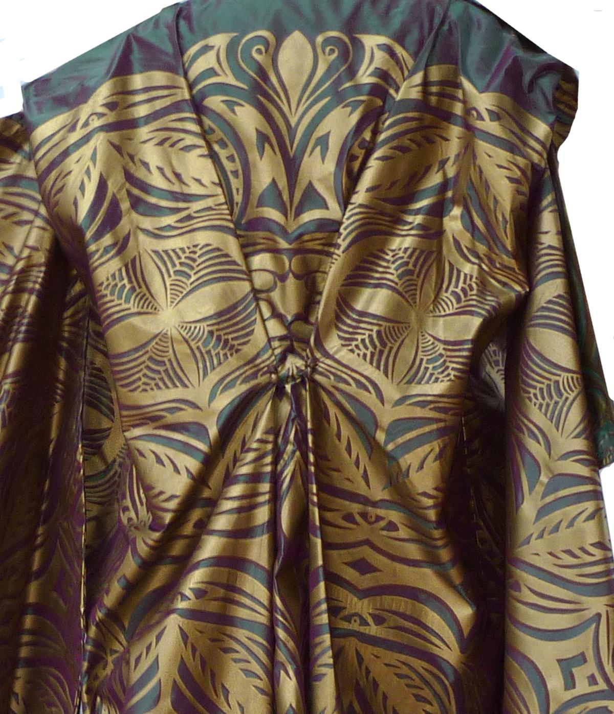 Taffetta Kimono -4982