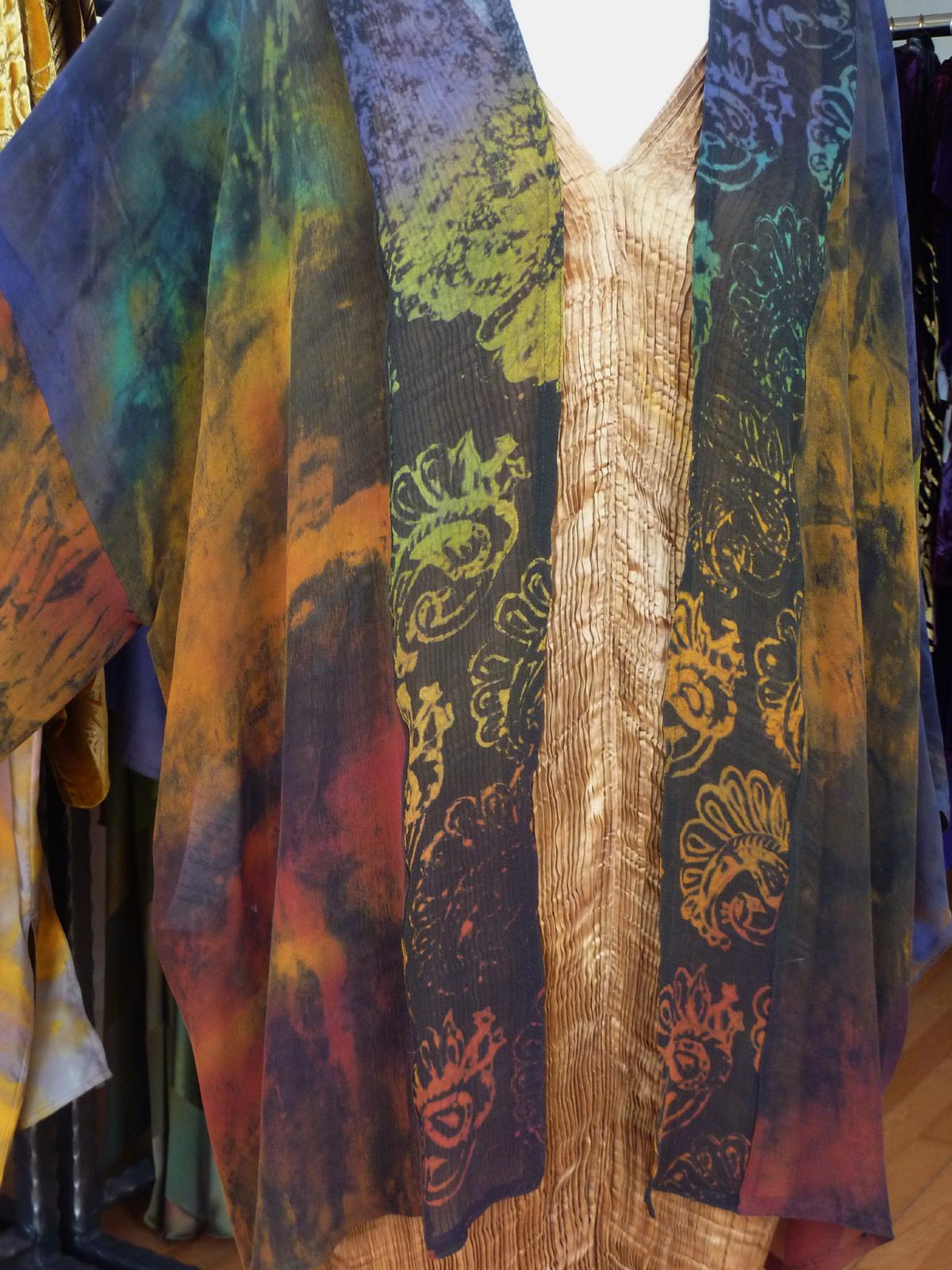 Transparent summer jacket-7009