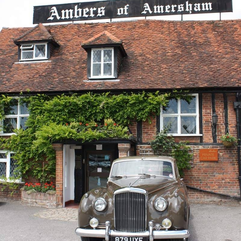 Ambers of Amersham