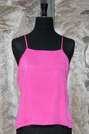 Camisole Top in Hot Pink